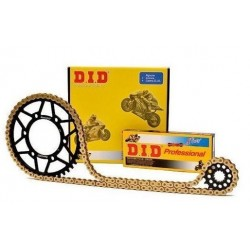 Kit trasmissione DID Racing TRIUMPH DAYTONA 675 passo 520